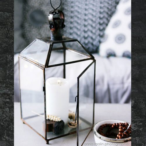 Marockansk lantern (s) -132
