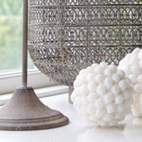 Shell Ball White-6689