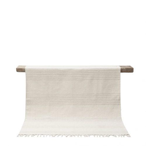 Rib cotton rug-0