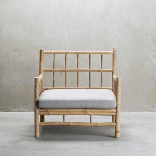 Bambufåtölj Tine K-7085