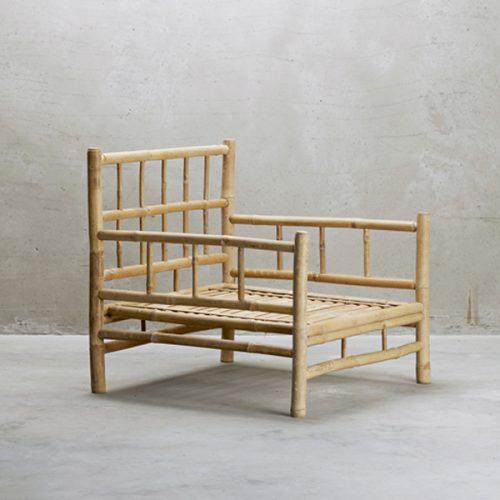 Bambufåtölj Tine K-7087