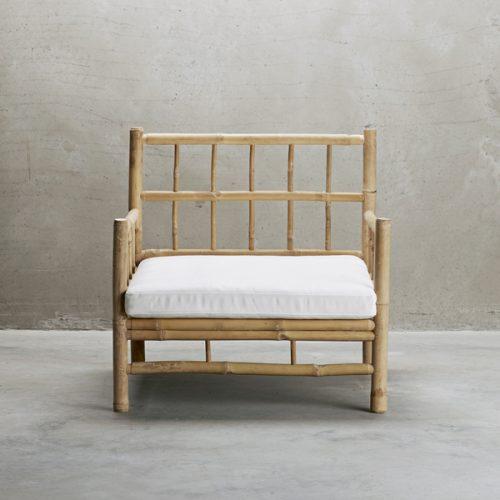 Bambufåtölj Tine K-7084
