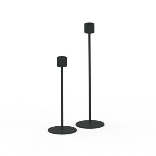 Candlestick Black-0