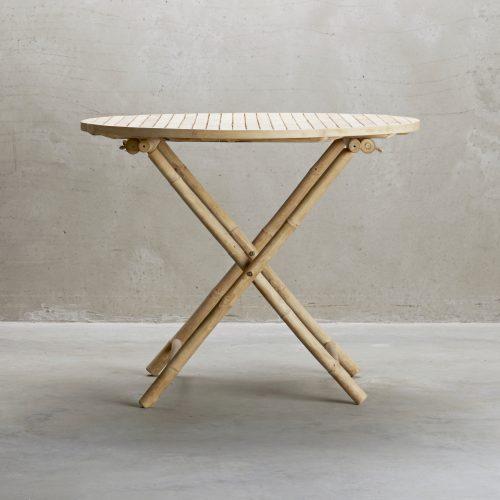 Matbord i Bambu Tine K-0