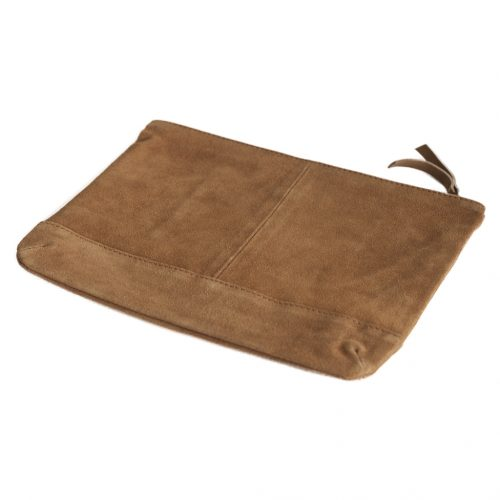 Tell me more Boho pouch - Tan-0