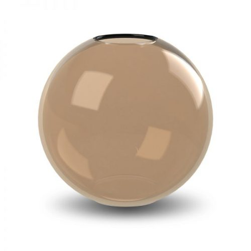 Cooee Design Ball Vase glas brown-0