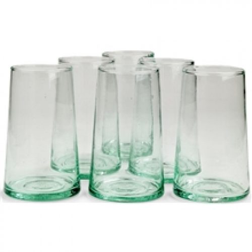Day Home glas 4-pack Hög-0