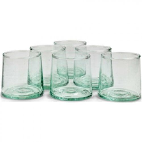 Day Home glas 4-pack Låg-0