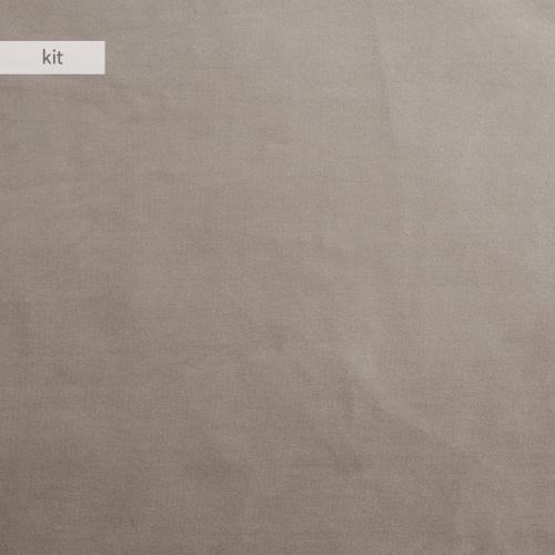 Tine K Home Sammetspuff med ryggstöd-8512