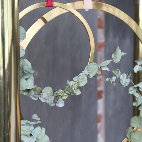 Cooee Design Wreath 20 cm-9095