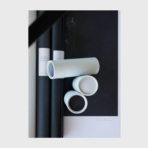 Maria Leinonen Art - PRINT WHITE+WHITE 2-9035