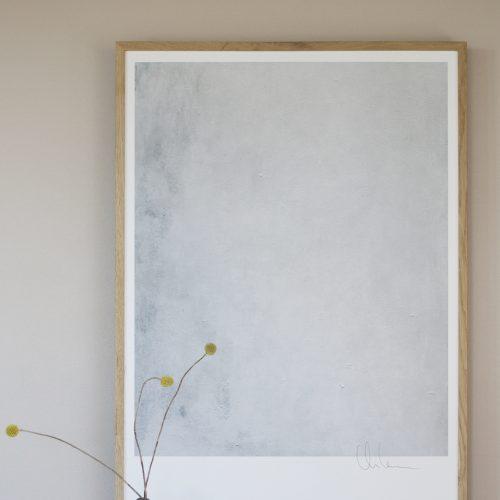 Maria Leinonen Art - PRINT WHITE+WHITE 2-0
