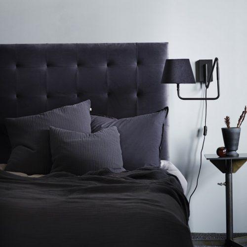 Tine K Home - Vägglampa Svart-9187