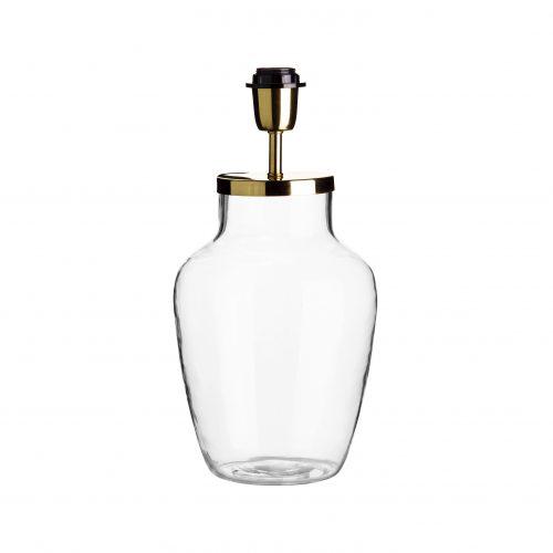 Tine K Home Lampfot i glas-0