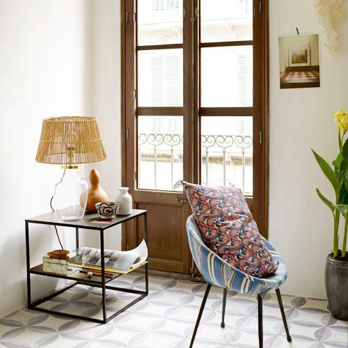 Tine K Home Lampfot i glas-9321