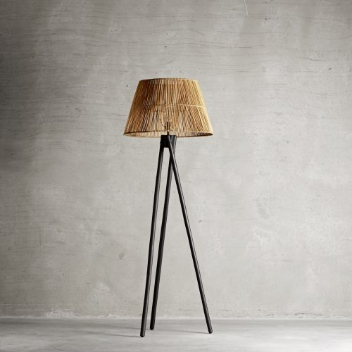 Lampskärm i rotting XL-9376