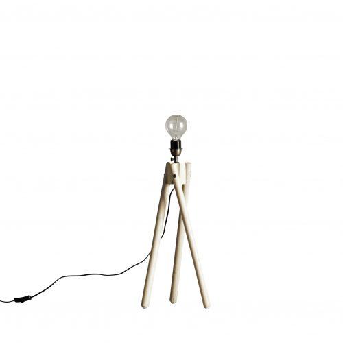 Lampfot Natur Tine K -0