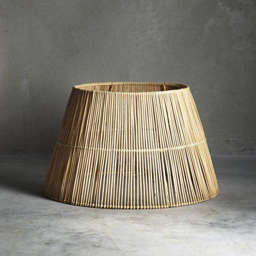 Lampskärm i rotting XL-0