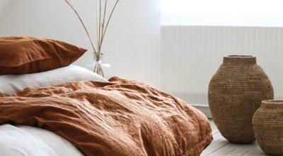 Linen amber, white (1)