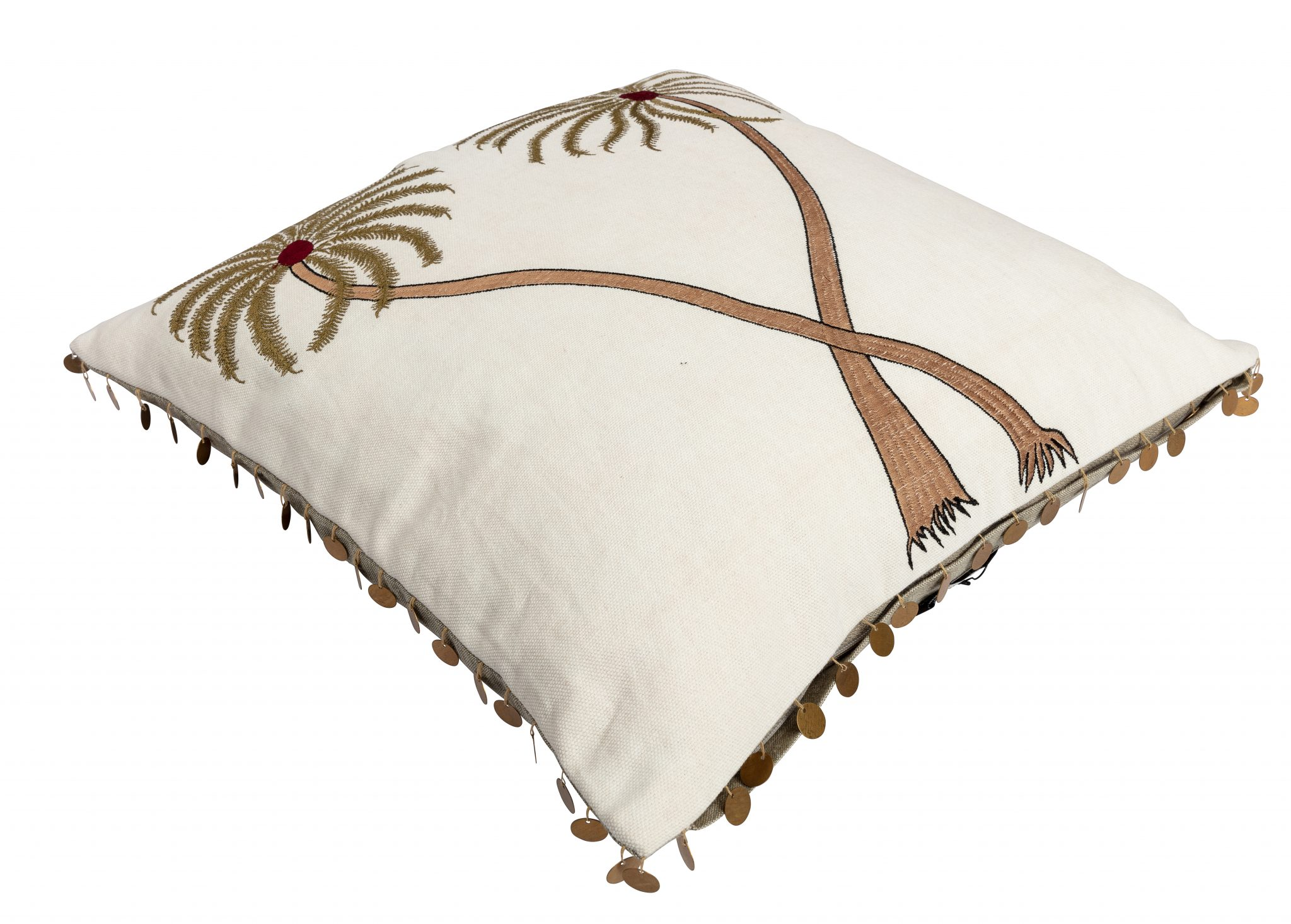 Day Home Palmtree cushion cover