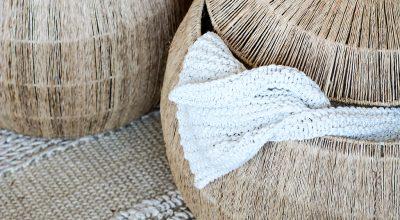 Marcel knitted blanket 3